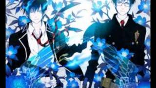 Repeat youtube video Ao no Exorcist - Wired Life Full  (~Male Version~)