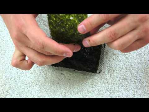 Crunchy Seaweed! - ASMR
