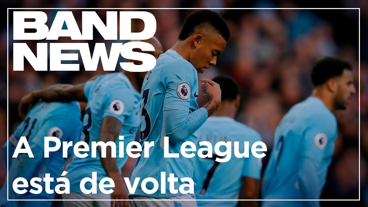 Premier League está de volta após 99 dias - online