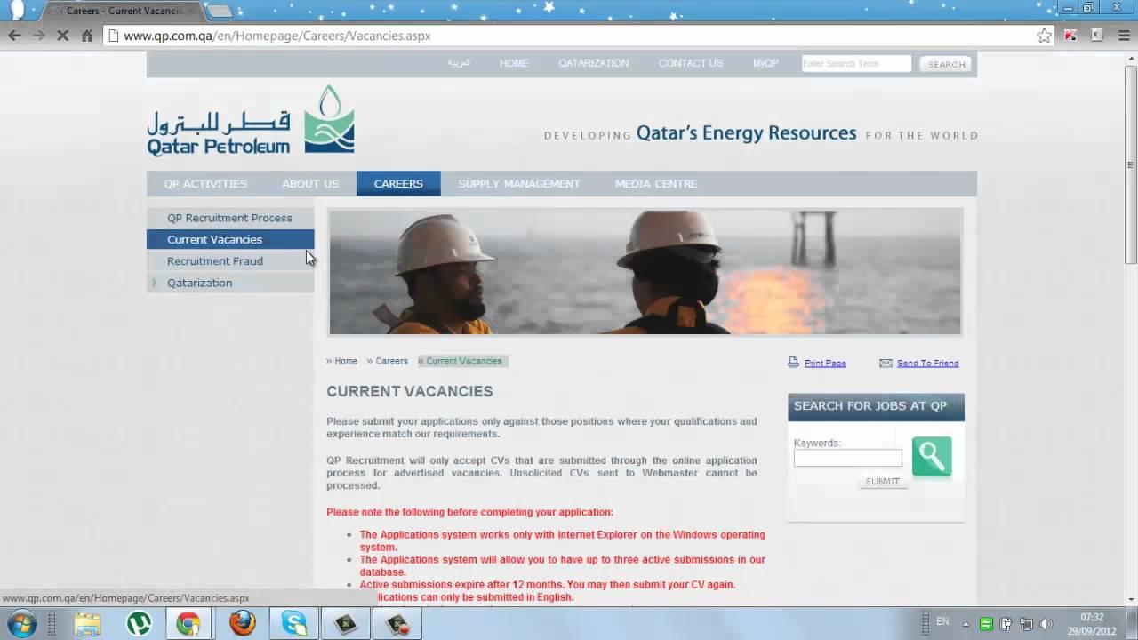 Nursing jobs in qatar,qatar petroleum