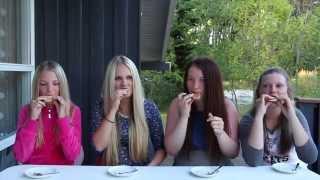Tester ut danske snacks og godteri Thumbnail