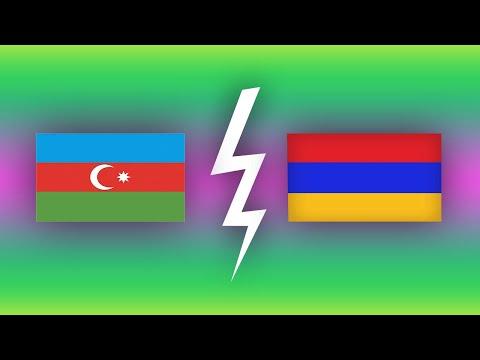 Azerbaycan ve Ermenistan ft. Müttefikler, Savaşsaydı?