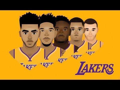 Lakers 2016-17 Season Mix ᴴᴰ