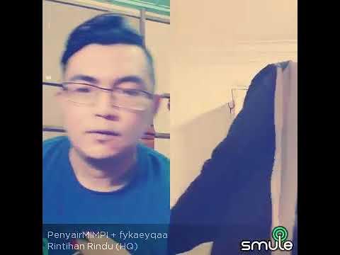 RINTIHAN RINDU (OST Jurnal Suraya tv3) best smule cover by PenyairMIMPI ft. fykaeyqaa