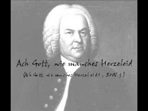 J.S. Bach - cantata BWV 3 - 1 - coro