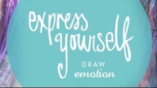 Draw on Emotion - Online workshop with Jane Davenport