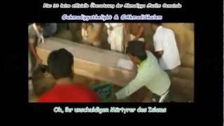 Oh ihr unschuldigen Märtyrer des Islams - Gedicht - Aye Millat-e-Islam ke - Islam Ahmadiyya