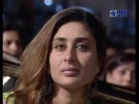 Shahid Kapoor Amrita Rao en concierto