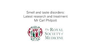 Image for vimeo videos on Medicine and Me: living without smell and taste with Mr Carl Philpott