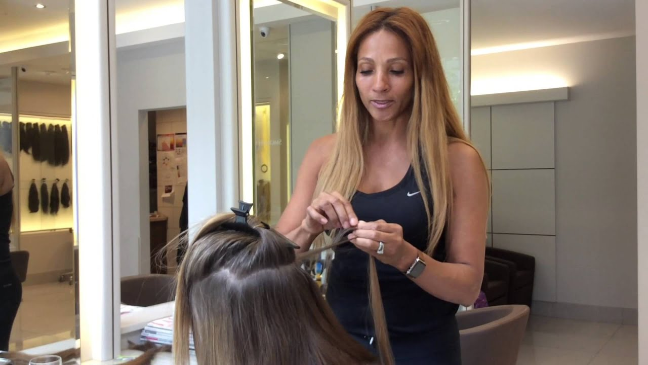 Strand By Strand Hair Extensions By Luma Youtube