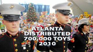 Wood Toy Plans - Sherman Francisco Donates Toys