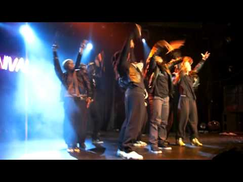Choreographer's Carnival Los Angeles  Luther Brown Choreography
