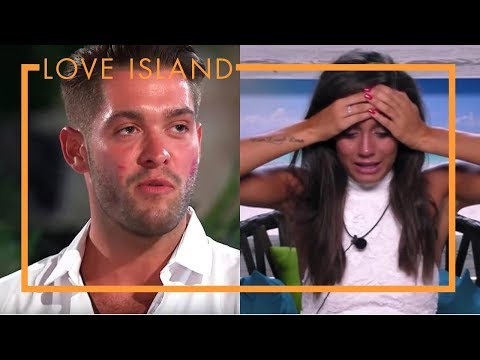 Love Island Fights   Most Dramatic Ever!   Cosmopolitan UK