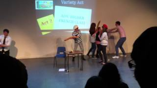 MCHS S6 Show 2012 - Advanced Higher French