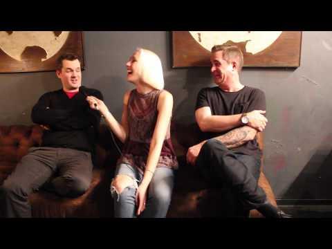 Jim Jeffries & Todd Glass - BTS @ The Goddamn Comedy Jam