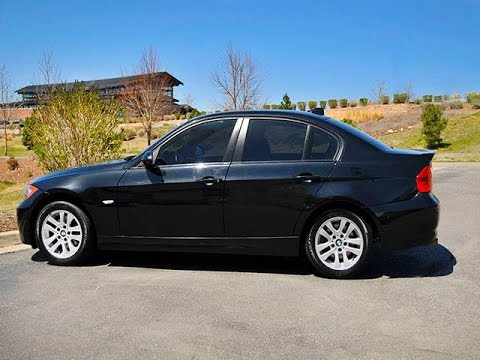 2008 Bmw 328xi Start Up Review In Depth Tour Youtube
