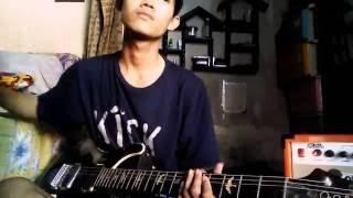 JKT48 - Mae Shika Mukanee Gitar Cover