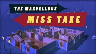 The Marvellous Miss Take - Steal ALL the things (Stealth/Action-Heist Gameplay)i