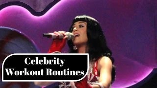 Katy Perry Workout Routine And Diet