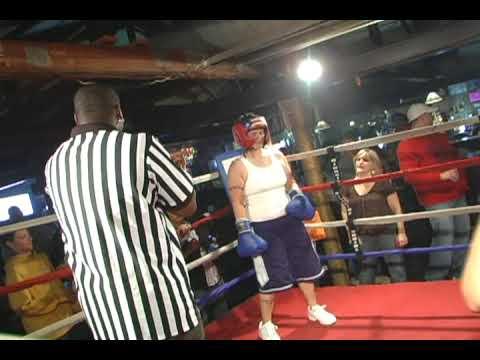 foxy boxing at clamdigger monroe,mi part 2 of 2