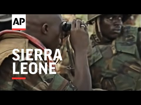 SIERRA LEONE: REBELS LOYAL TO OLD REGIME STILL FIGHTING ECOMOG