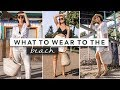 Style Guide: What to Wear to the Beach | by Erin Elizabeth
