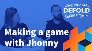 How to make a game at a game jam with Defold - Part 3