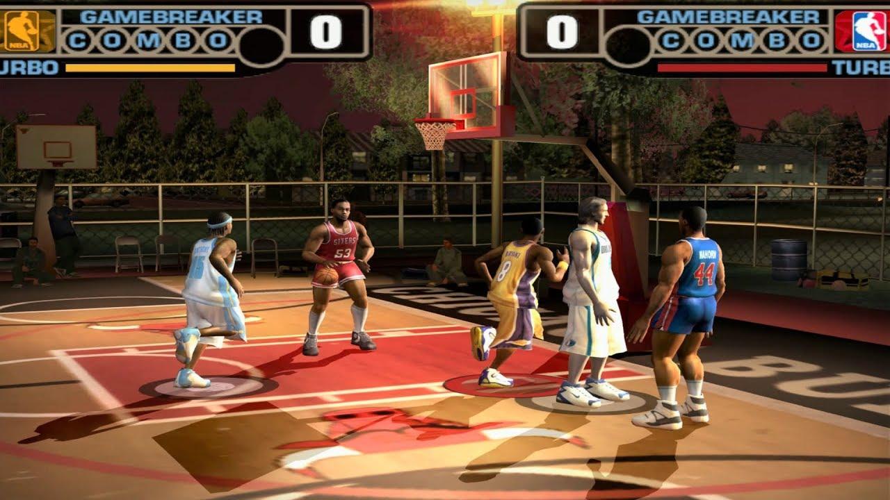 Download NBA Street V3 - PS2 Gameplay (4K60fps)