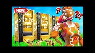SSundee -  VENDING MACHINE  NEW  LUCKY BLOCKS in Fortnite Battle Royale