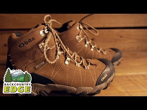 92b3188d825 Oboz Women's Bridger Mid BDry Hiking Boot