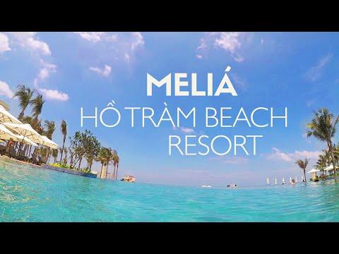 Review resort Melia Hồ Tràm, 5 sao gần Sài Gòn (tập 1)   Huy Kutis