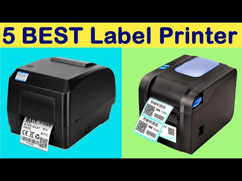 top-5-best-thermal-label-printer-in-2020
