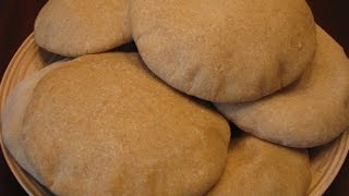 Пита - традиционный арабский хлеб