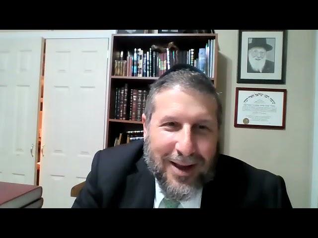 Alumni Summer Q&A – Rabbi Palgon