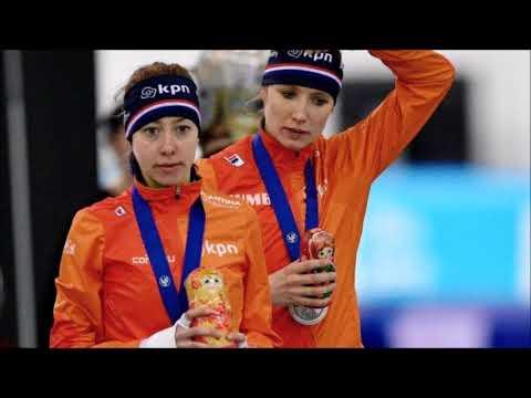 Weer goud voor Esmee Visser