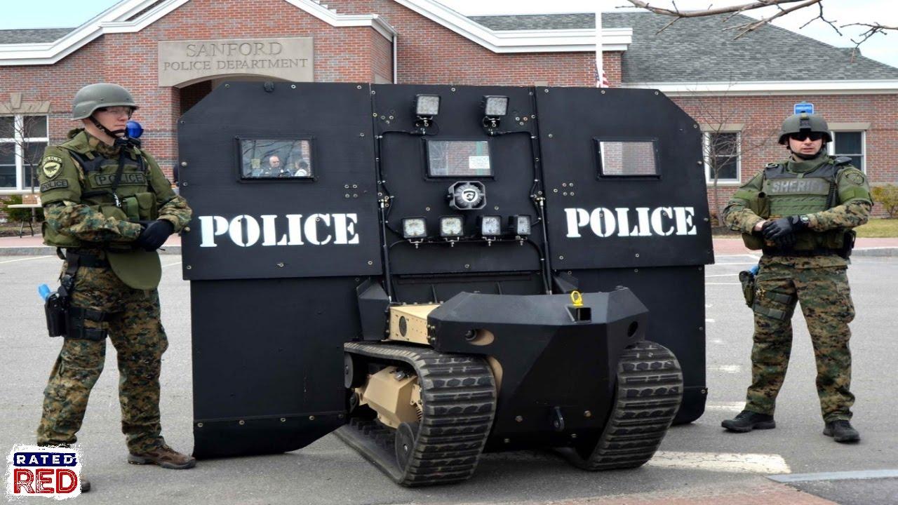 meet the swat bot a robotic ballistic shield youtube