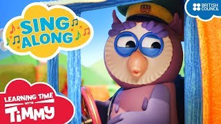 Season 1 Songs Compilation | Learning Time with Timmy | Nursery Rhymes for Children