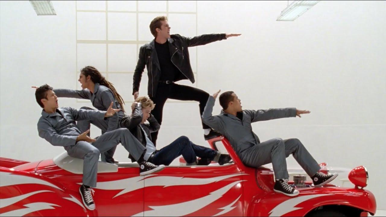 Glee Greased Lightning Full Performance Hd