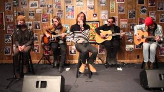 Cage The Elephant Buzz Session - Trouble