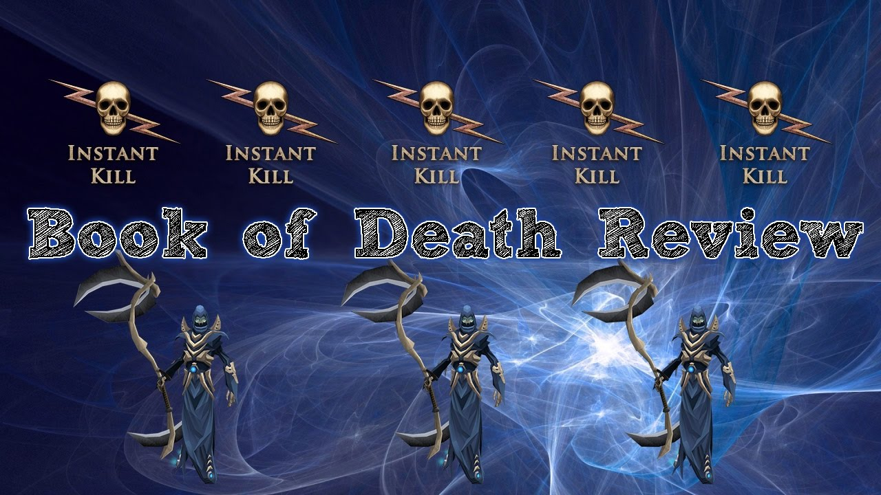 book of dead runescape