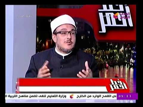 خط أحمر مع الإعلامى محمد موسى وحوار مع الشيخ محمد عبدالله نصر' ميزو '