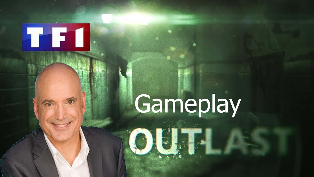 gameplay outlast avec mr m t o tf1 louis boudin youtube. Black Bedroom Furniture Sets. Home Design Ideas