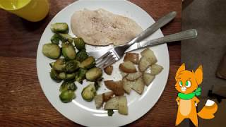 Baked Chicken and Vegetables 2 - For Variety's Sake