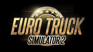 Euro Truck Simulator 2 Мультиплеер[FullHD|PC] #1 Васьок і Я - Гонки по вертикалі. 140 не межа