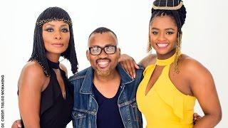 Bonnie Mbuli and Samkelo Ndlovu discuss hair trends