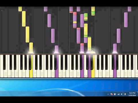 5 giorni 2   Zarrillo Michele [Piano tutorial by Synthesia]