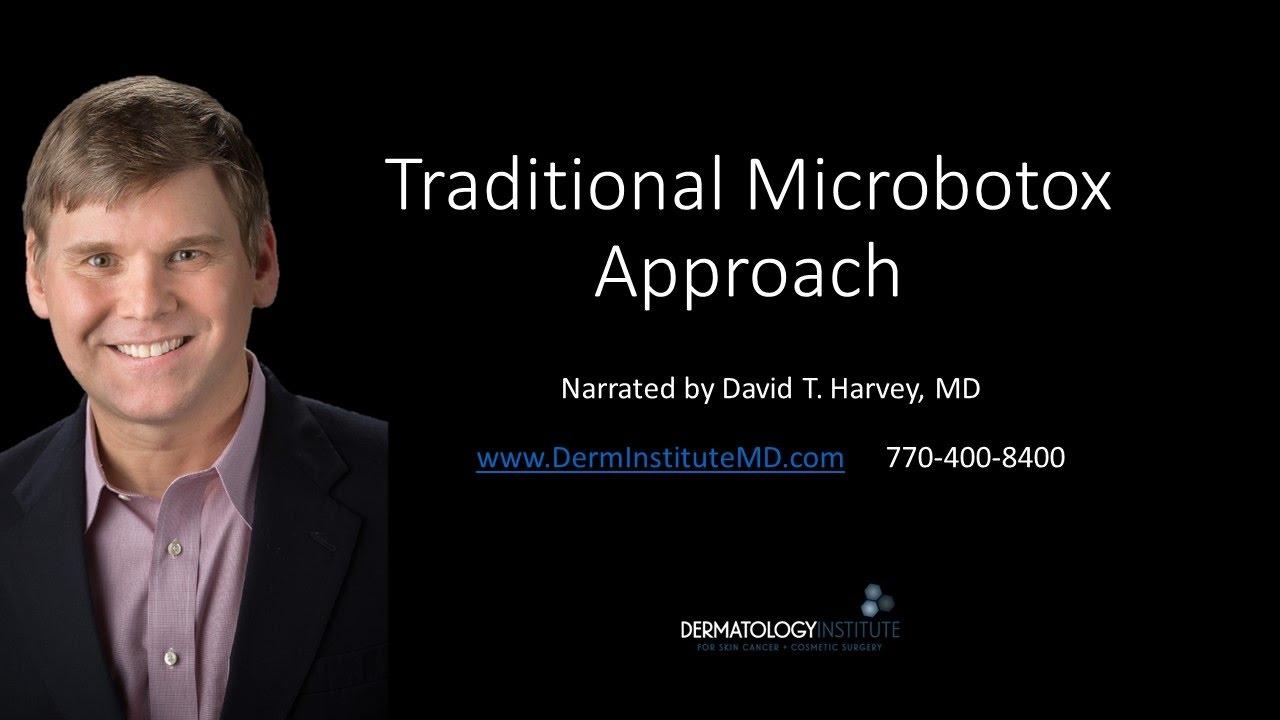 traditional microbotox dr harvey traditional microbotox dr harvey
