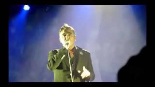 Morrissey Cemetry Gates. Alexandra Palace. 05/11/09
