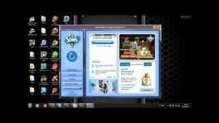 Colocando crack no The Sims 3