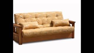 видео Купить диван с деревянными подлокотниками недорого